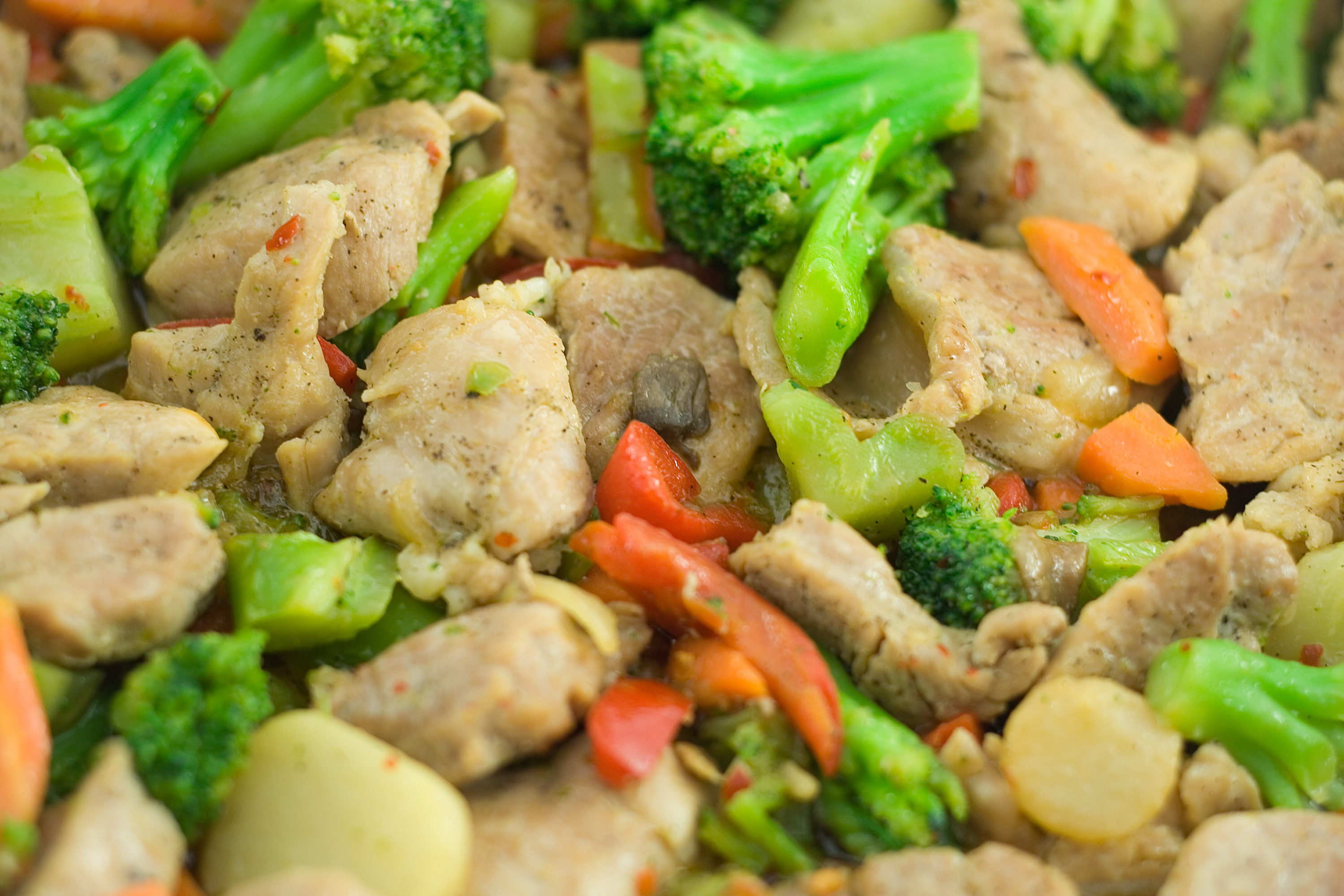 Fresh Stir-Fry Dinners