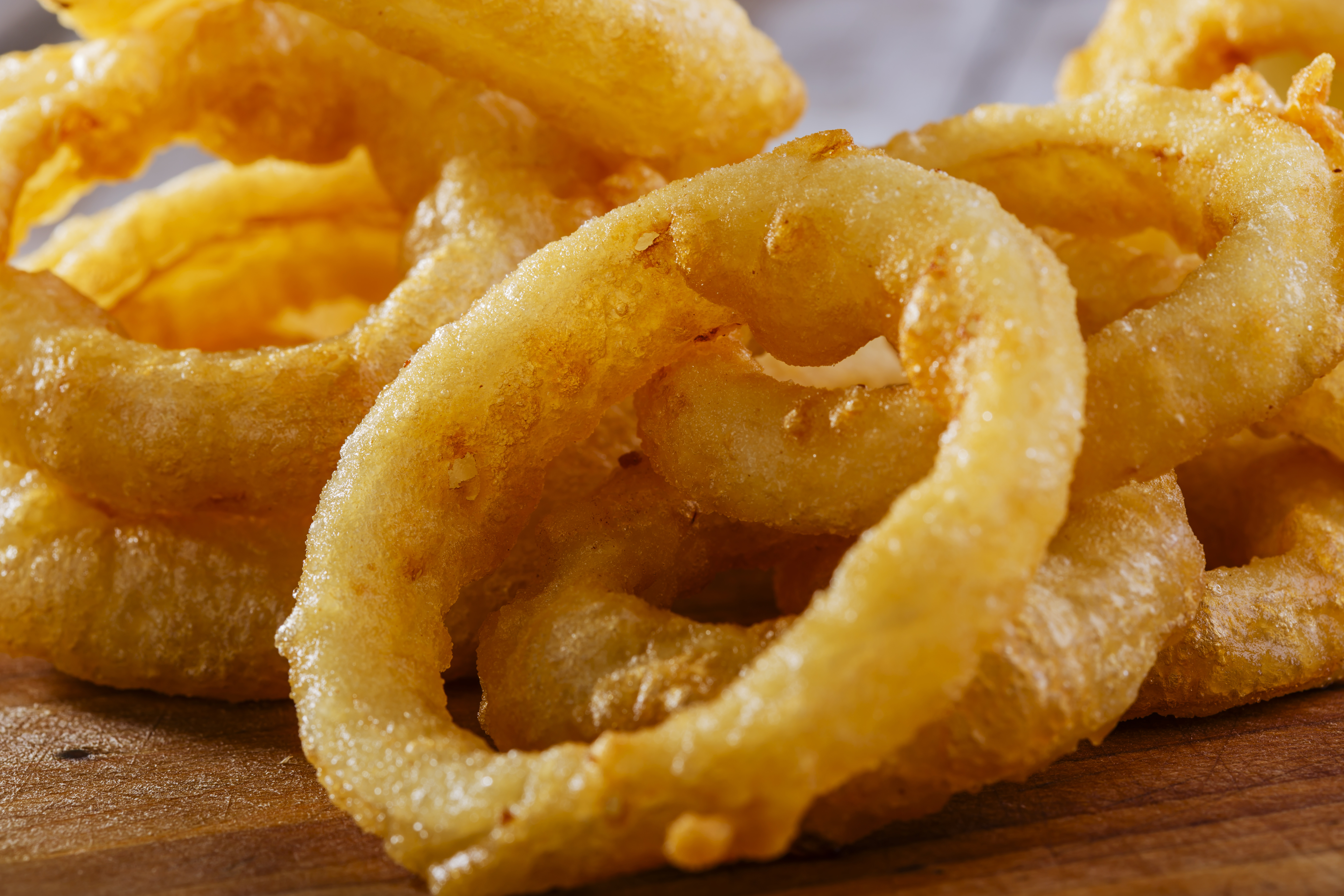 Spicy Onion Rings Crisps